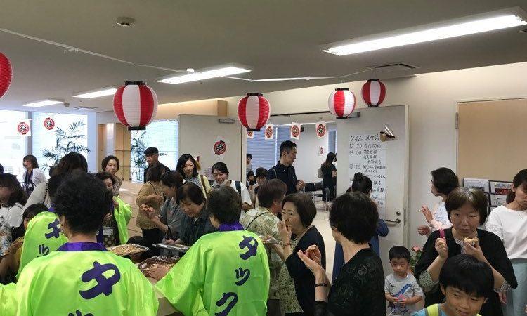 2019.07 タック夏祭りin大阪