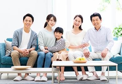 家庭的な健康
